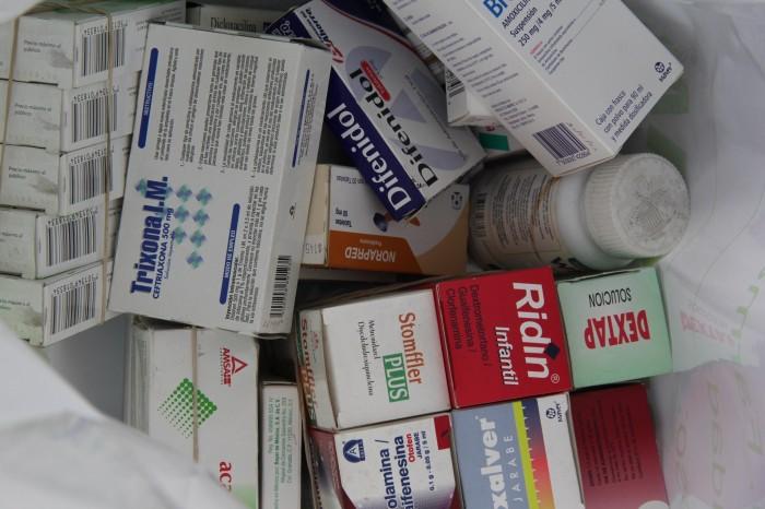 Sin registro de medicamentos clonados en la Jurisdicción Sanitaria VIII