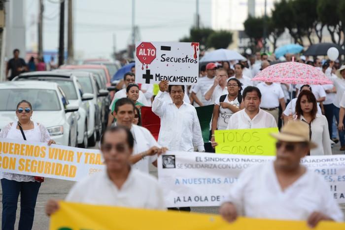 Sector salud en el sur no está paralizado por inseguridad: Benítez