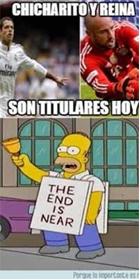 Anota Chicharito con el Real Madrid y le dedican memes