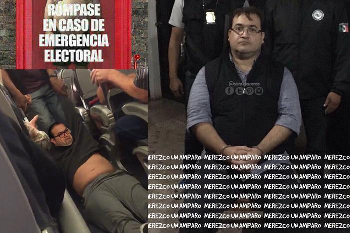 #VIDEO: los memes tras la detención de Javier Duarte