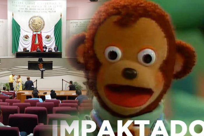 Crean en el Congreso de Veracruz la Ley Antimemes