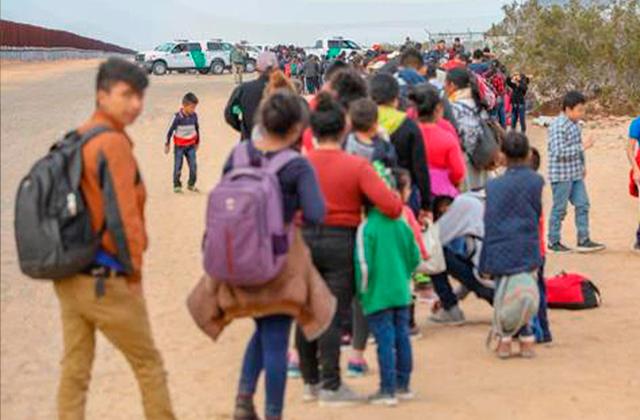 Menor de 9 años muere al intentar cruzar la frontera con E.U
