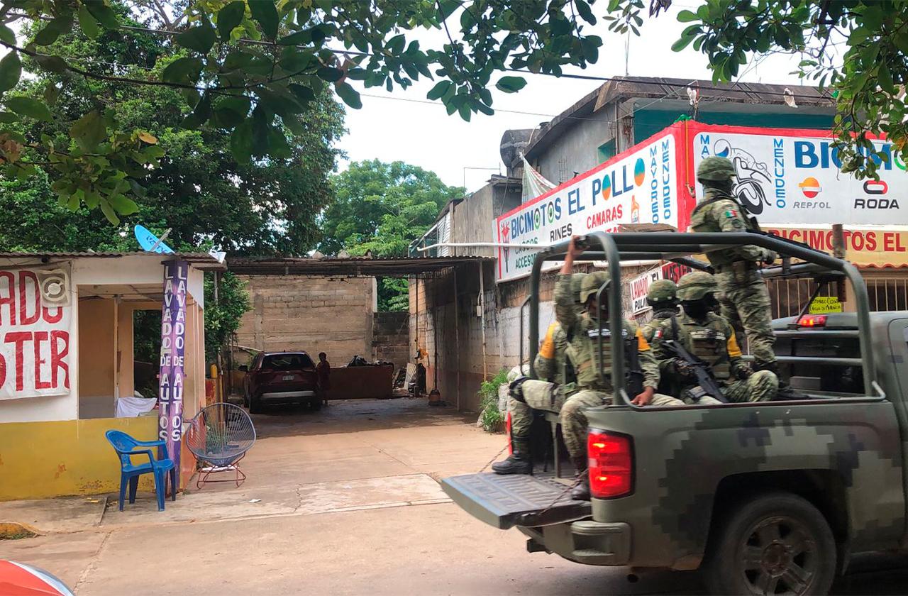 Menor de edad es privado de su libertad en Acayucan