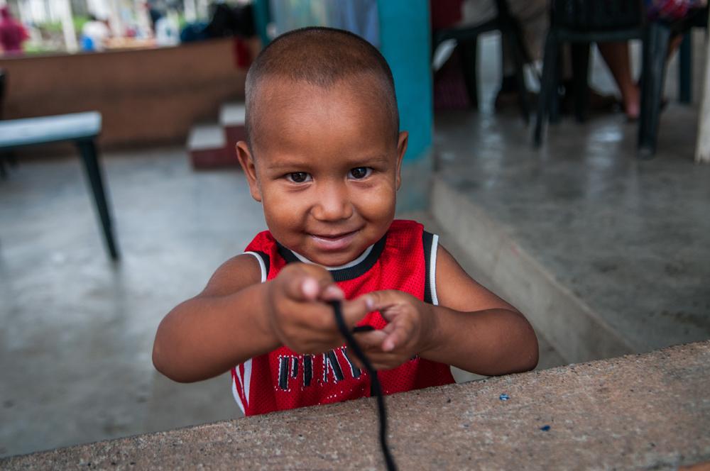 Aseguran a 10 menores centroamericanos en la zona sur