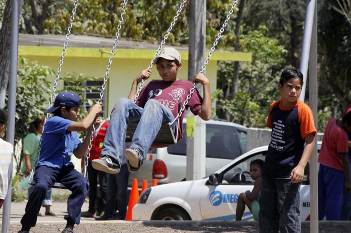 DIF Municipal resguardó a 50 menores centroamericanos en los últimos 3 meses