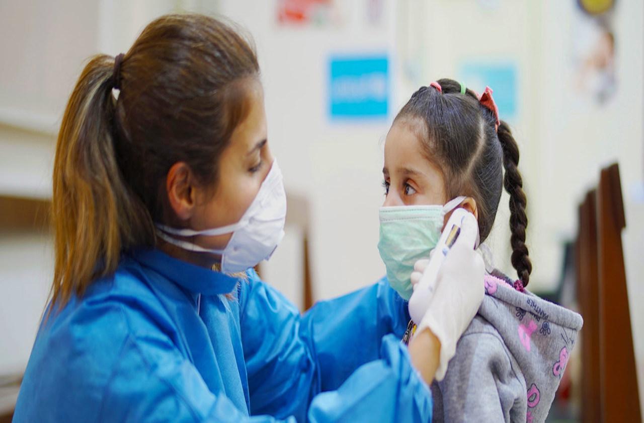 Menores de 5 años, con alta probabilidad de contagiar covid