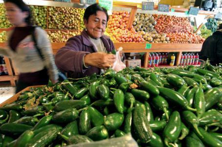 Frutas y verduras tienen su mayor aumento en casi 13 años