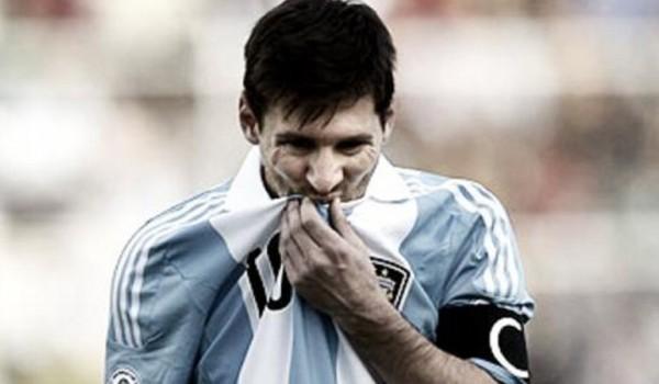 Messi y el rumor de una posible enfermedad