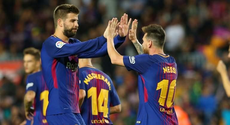 Hijo de Messi canta en catalán y Piqué lanza polémico comentario