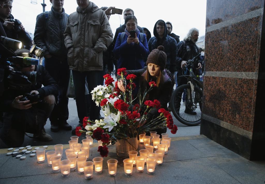 Identifican al autor del atentado del metro de San Petersburgo