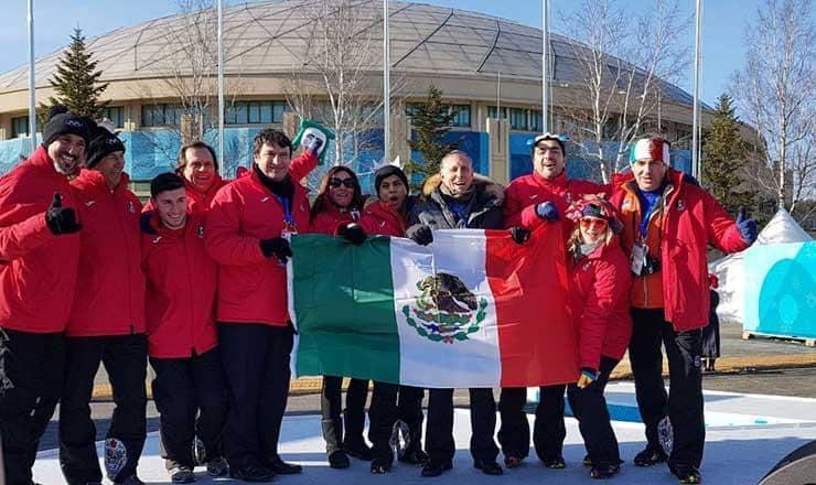 ¿Quiénes son los competidores mexicanos en Pyeongchang 2018?