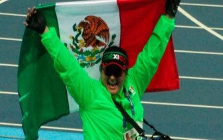 Mexicana se cuelga el oro en los Juegos Paralímpicos de Río 2016