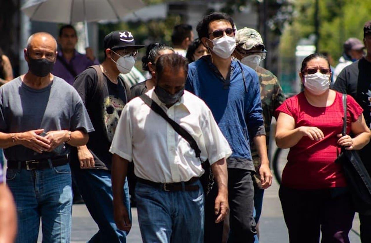 México rebasa las 35 mil defunciones por covid-19