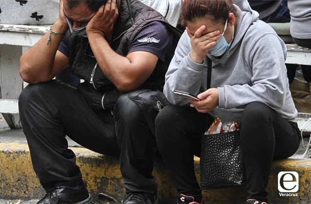 Decesos covid-19 en México continúan en ascenso