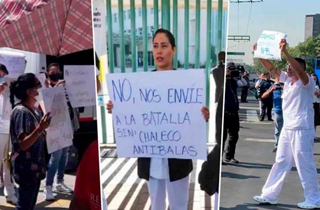 México encabeza lista de países más letales para médicos en pandemia