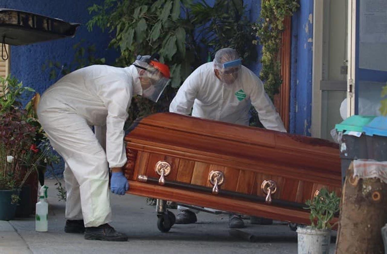 México, encaminado a las 157 mil muertes por covid en 2021