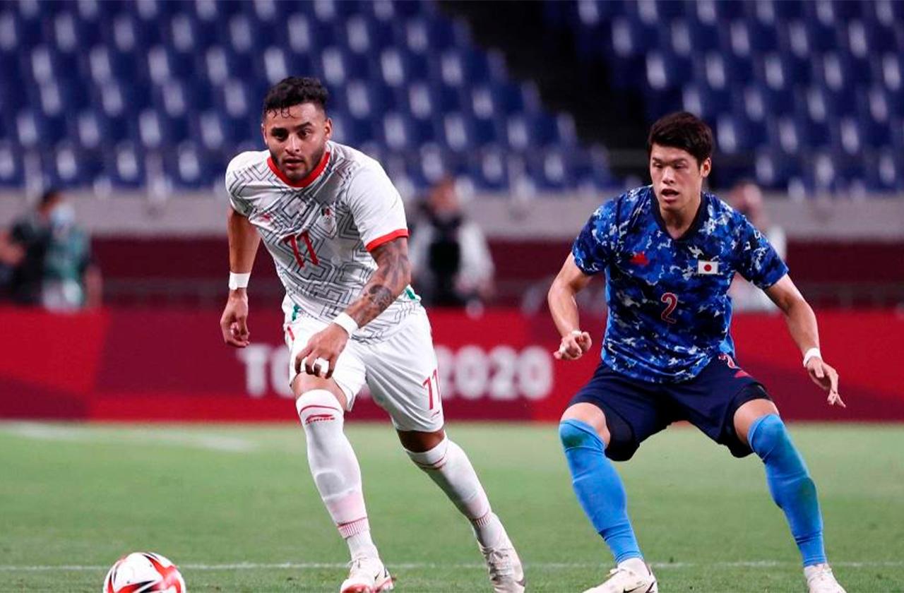 México pierde contra Japón y complica pase a cuartos