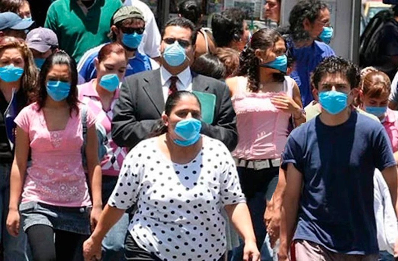 México suma 46 mil muertes y 416 mil contagios de covid