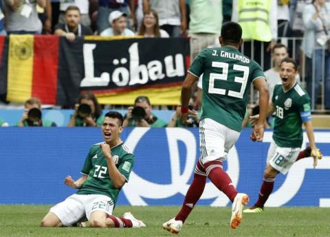 Rusia 2018: El 11 ideal está liderado por mexicanos