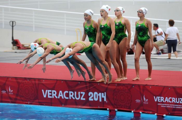 ¡Otro oro para México! Ahora en nado sincronizado