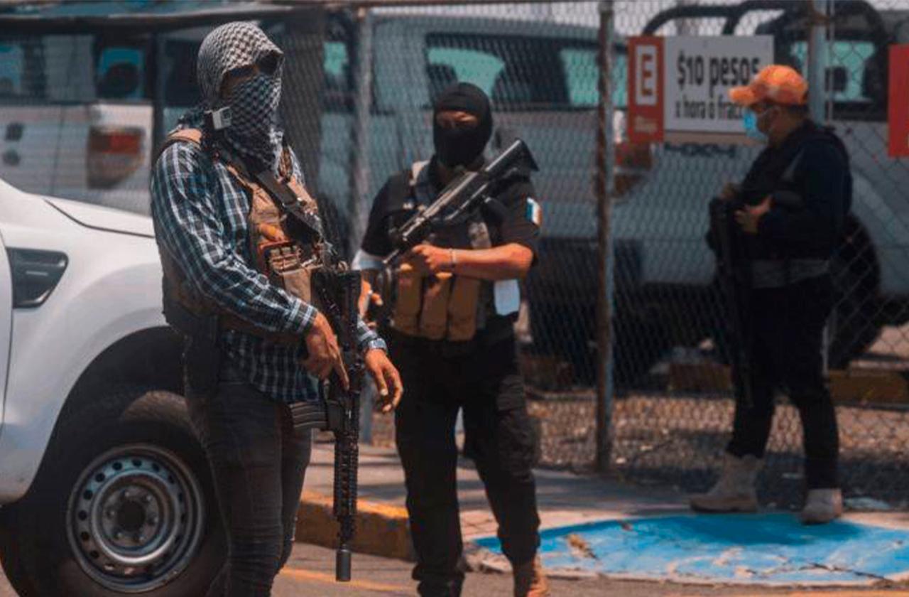 Mientras cobraban rescate, cae banda de secuestradores en Veracruz