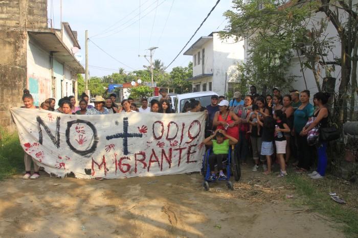 Gobierno de México niega condición de refugiado a migrantes desplazados
