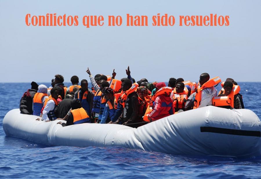 Migración tragedia global en tiempo real: OIT