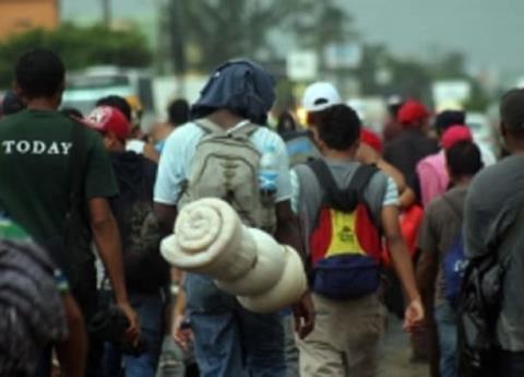 En Tamaulipas reducen recursos para atención a migrantes