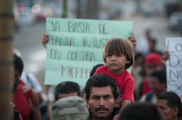 Ley Migratoria desampara a los migrantes: Julián Verónica