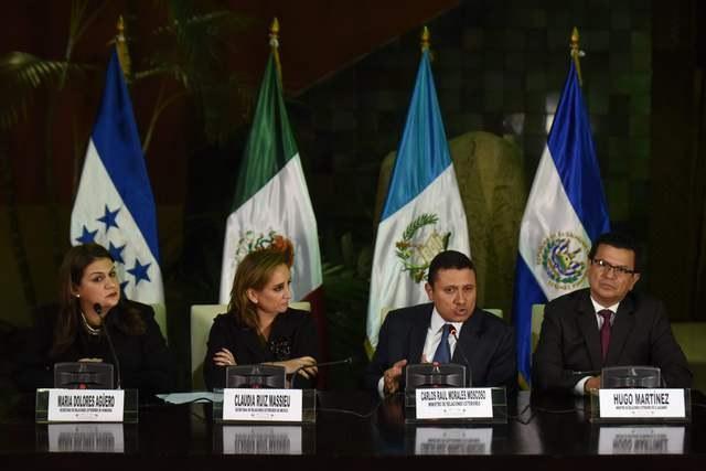 México, Guatemala, El Salvador y Honduras lanzan medidas para migrantes