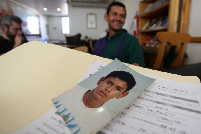 Localizan a migrante centroamericano en Veracruz