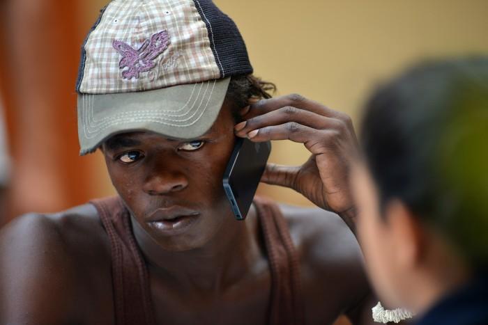 Disminuye tránsito de migrantes en Boca del Río