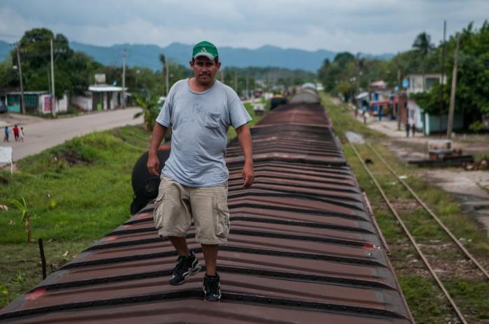 Secuestran a grupo de migrantes en Coatzacoalcos
