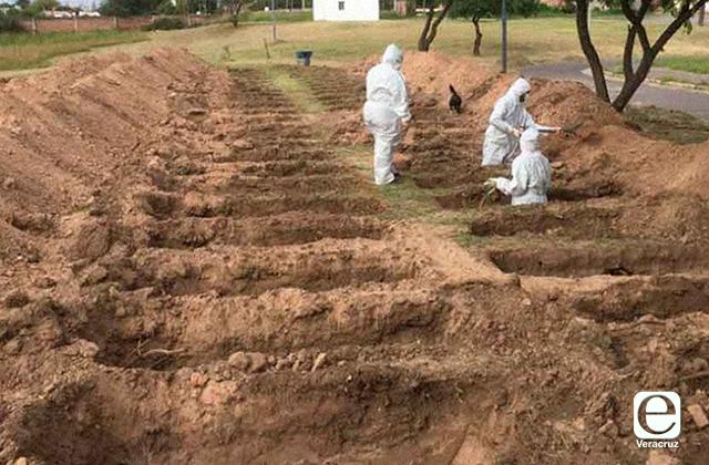 Migrante salvadoreño que murió por covid irá a fosa común
