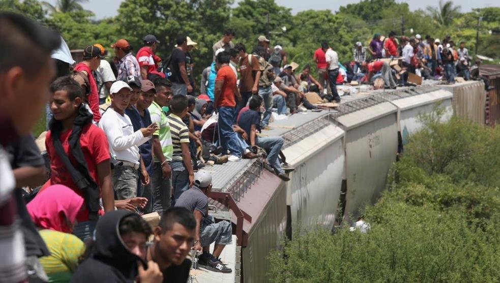 144 migrantes han muerto en su paso por México en 2019: CNDH