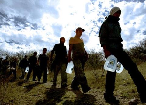Sonora, el limbo migrante en la odisea a EU