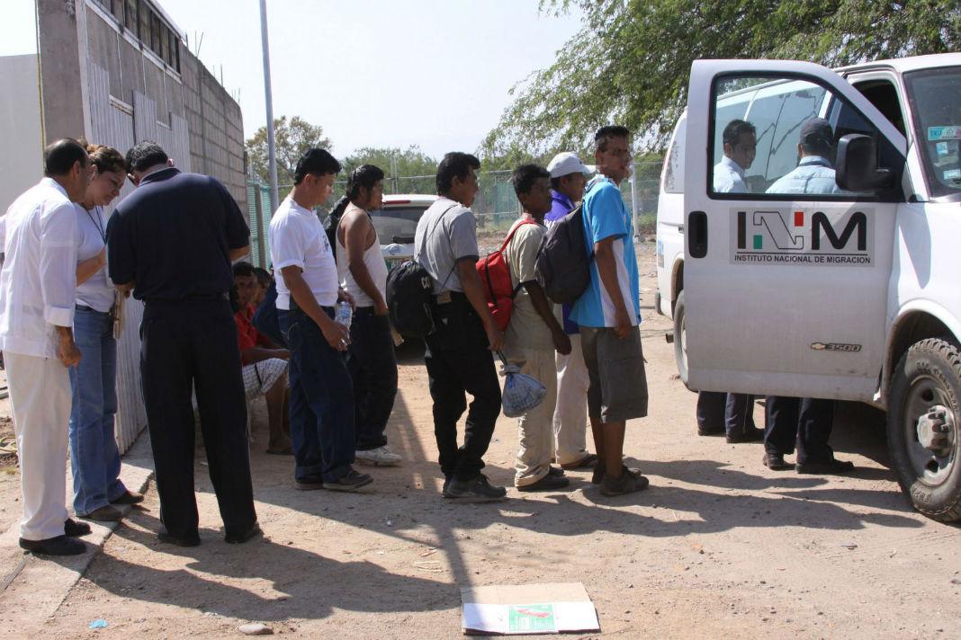 Veracruz entre los 5 estados con más repatriados y deportados de EU