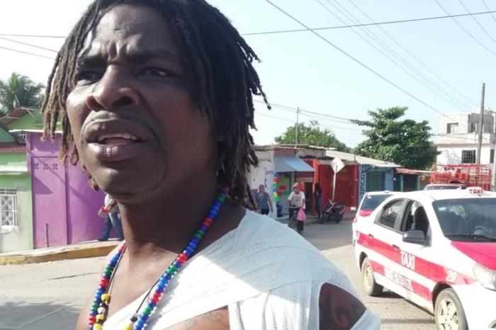 Migrantes fueron agredidos durante redada en Juan Rodríguez Clara