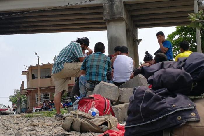 Confirma cónsul de Honduras, secuestro de migrantes en Coatzacoalcos