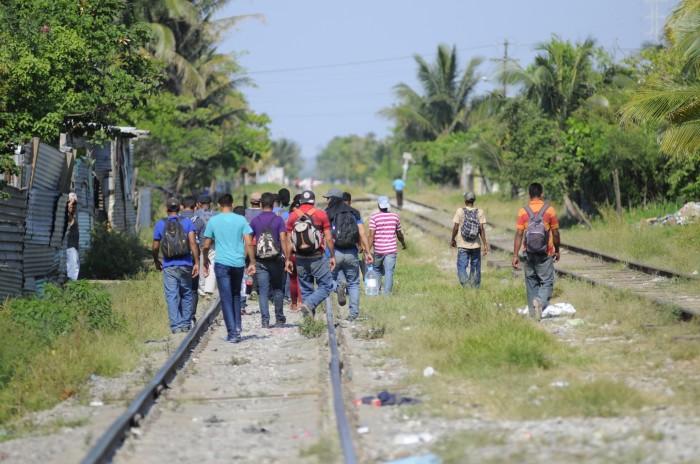 Centroamericanos dejan la piel en caminos de México