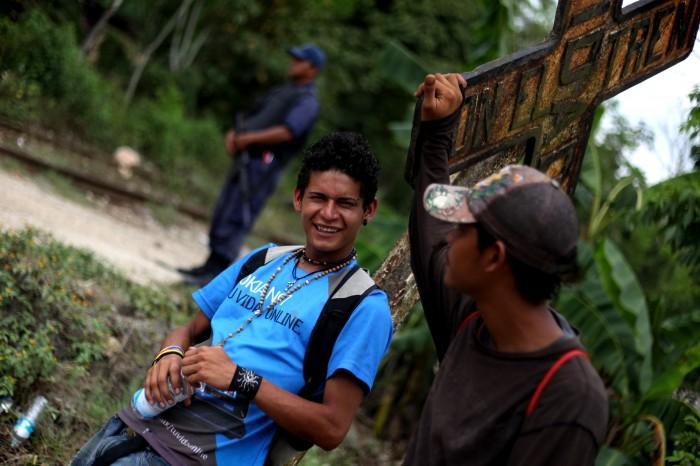 Disminuye un 85 % el paso de migrantes por Tres Valles