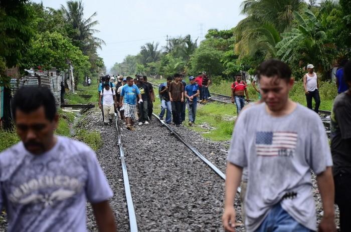 Reforzarán frontera entre Veracruz y Oaxaca por flujo migratorio