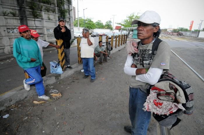 Incrementa número de migrantes que atraviesan Veracruz Puerto
