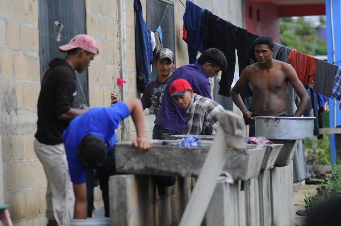 Suman 300 los migrantes abandonados en la entidad solo este año