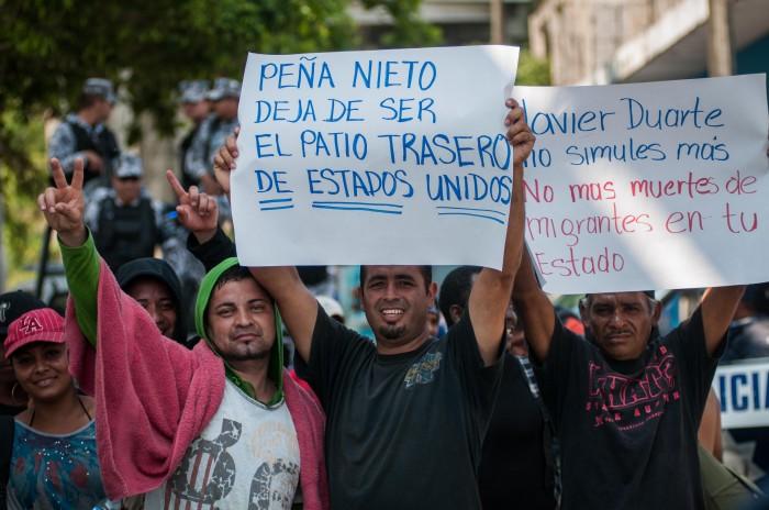Deporta México más migrantes centroamericanos que EU: Fray Tomás
