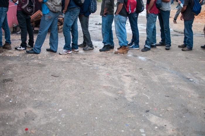 Se disparó en el país la migración por violencia: ONG