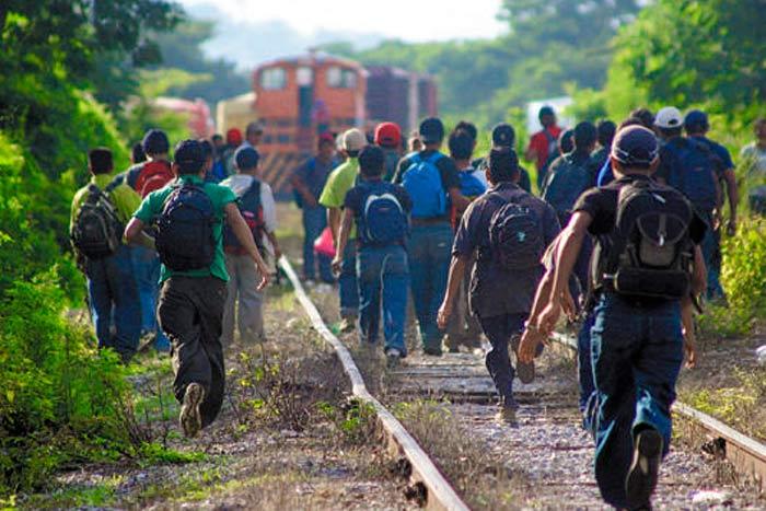 """Migrantes """"entre la espada y la pared"""": Iglesia"""