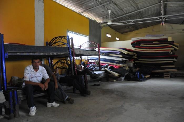 Urge licitar construcción de albergue migrante en Coatzacoalcos