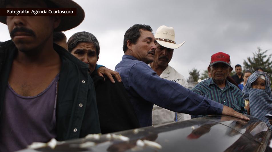 CNDH reconoce masacre de 72 migrantes en San Fernando como violaciones graves a DH
