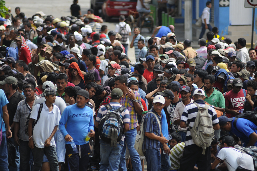 Migración no se detendrá por decreto: INM